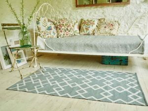 Juno Dove Weaver Green Rug